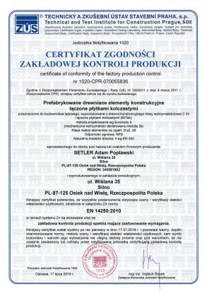 Setler_certyfikat_dachy